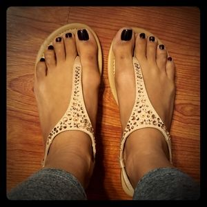 Cute and comfy sandals